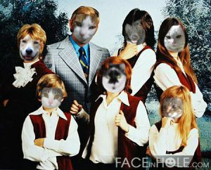 The Dogdaz family!
