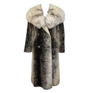 this is a harp seal coat