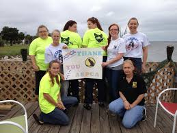 The volunteers of Mayport Cats, Inc.