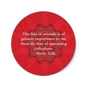 Zola quote