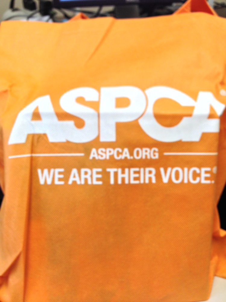 ASPCA helps educate people about animal welfare in a variety of ways!