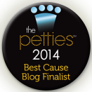 Click here to vote for Rumpydog as the petties' Best Cause Blog for 2014. You can vote once per day.