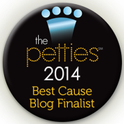 Don't forget to vote for Rumpydog for the Petties Best Cause Blog! You can vote once per day.