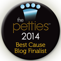 Click here to vote for Rumpydog for the Petties Best Cause Blog!
