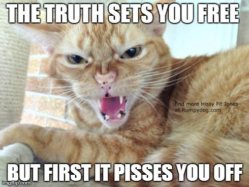 hissy truth