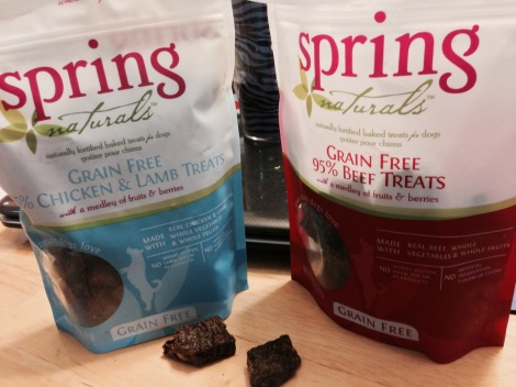 Spring Naturals #BestOfBreeds Campaign! HINT: There's a Giveaway!