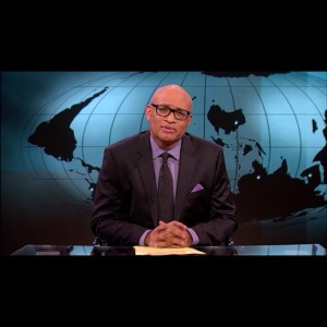 Larry Wilmore of The Nightly Show on Comedy Central