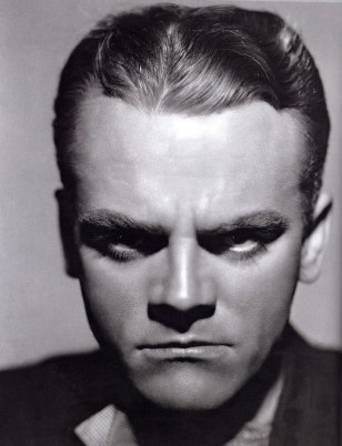 James Cagney. He played the angry man on the silver screen.