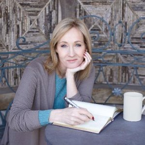 J.K. Rowling was diagnosed with clinical depresson and contemplated suicide before she became famous as the author of the Harry Potter series (photo : @jk_rowling)
