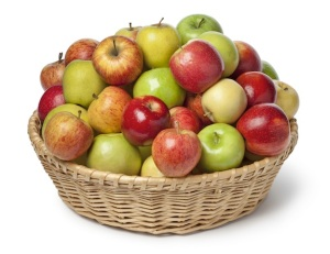 Nope, no bad apples here. Try another basket.