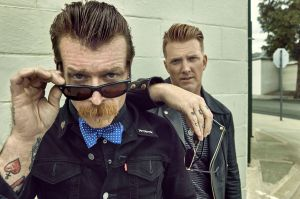 The Eagles of Death Metal were playing the Bataclan on the night of the attack.