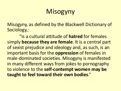misogyny-definition
