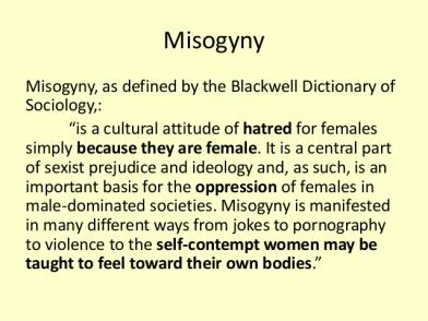 misogyny-definition